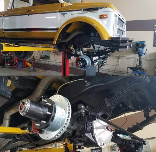 1972 Chevy K50 With 6bt Inline Six Engine Swap Depot - Year