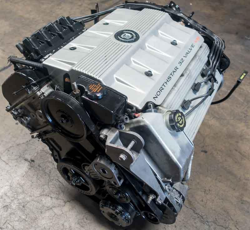 1997 Cadillac Deville Engine Diagram