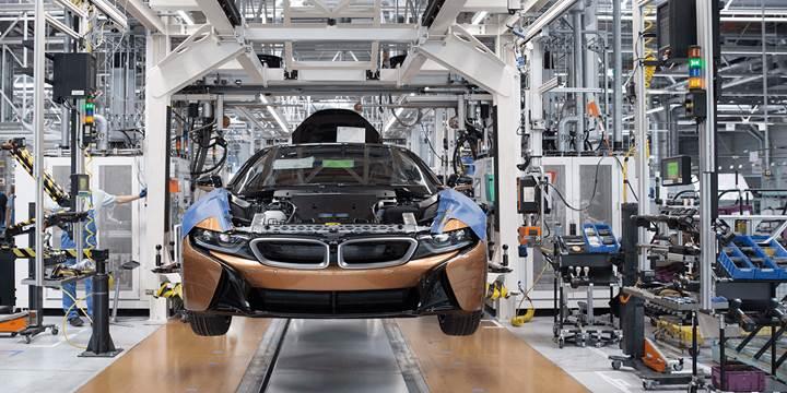 BMW fabrikasında Türk işçilere Türkçe konuşma yasağı
