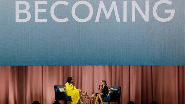 Michelle Obama'nın kitabı 10 milyondan fazla sattı: 'Tarihteki en popüler otobiyografi olabilir'