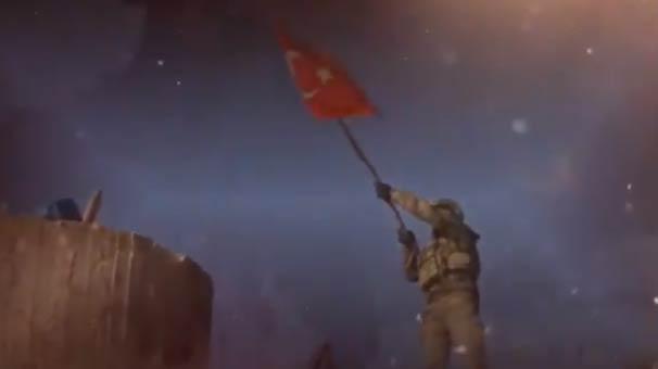 MSB'den Çanakkale Zaferi videosu