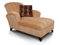 England Furniture Venice Two Arm Chaise Lounge Chair ...