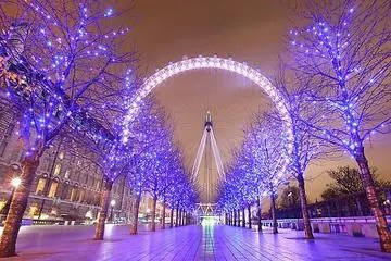 Adventszeit in London