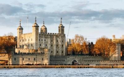 12 Fakten über den Tower of London