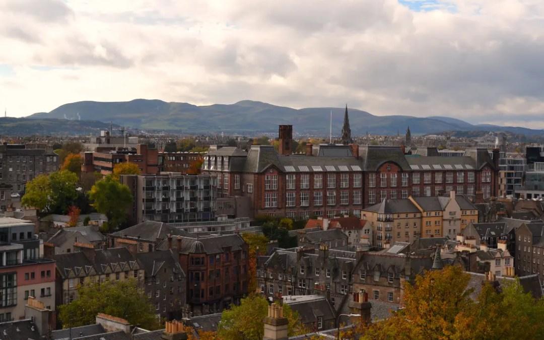 Kurztrip nach Edinburgh: Was du in drei Tagen alles sehen kannst