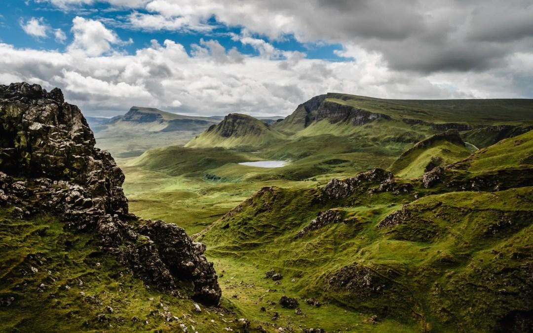 Die beste Reisezeit für Schottland