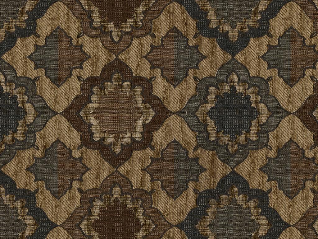 England Furniture Company  Danish Acorn Fabric  England