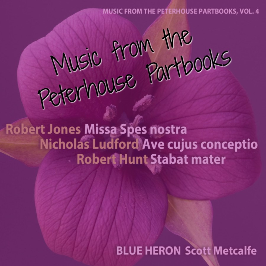 Music from the Peterhouse Partbooks