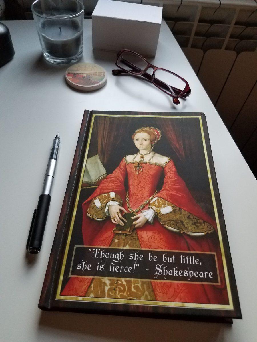 Fierce Women Tudor Journal