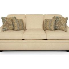 The English Sofa Company Uk Klik Klak Overstuffed Sleeper England Living Room Jaden Queen