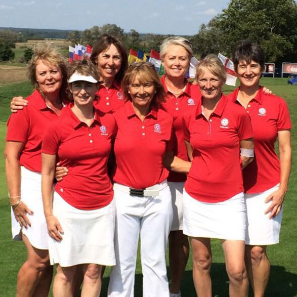 Euro silver and bronze for England's seniors