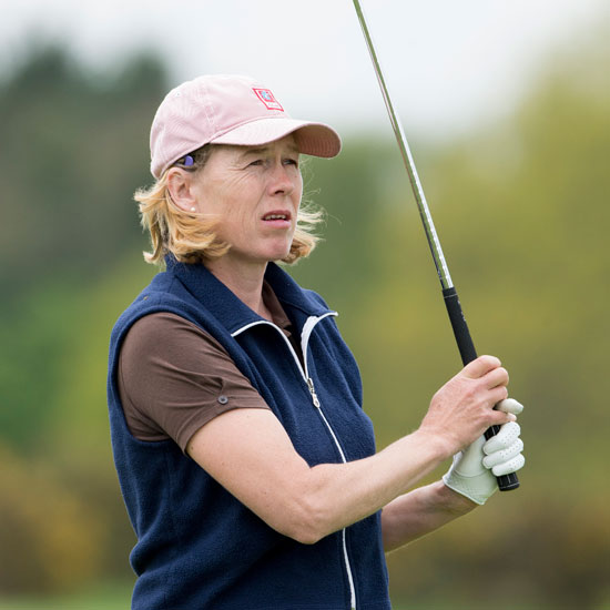 Top seed bows out in senior championship