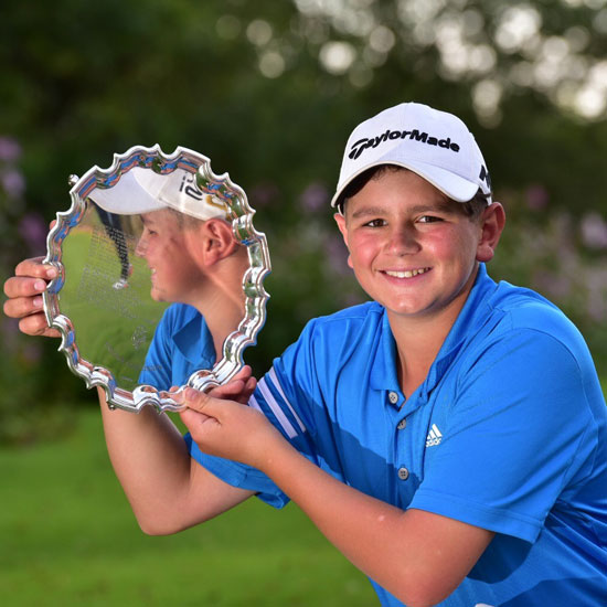 Casey completes wire-to-wire victory