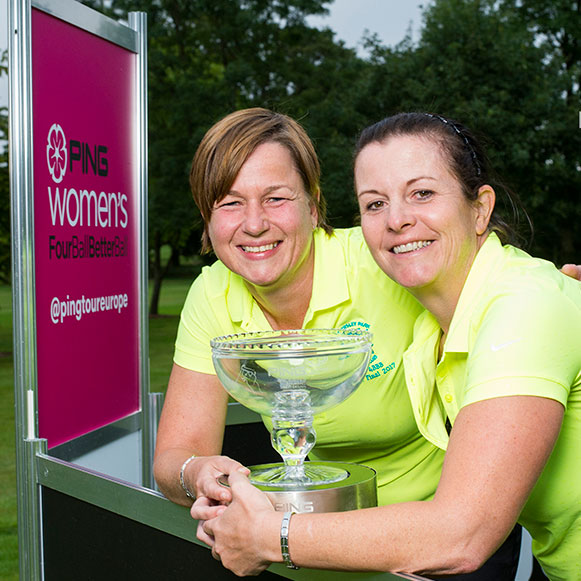 Yorkshire sisters-in-law are PING champions