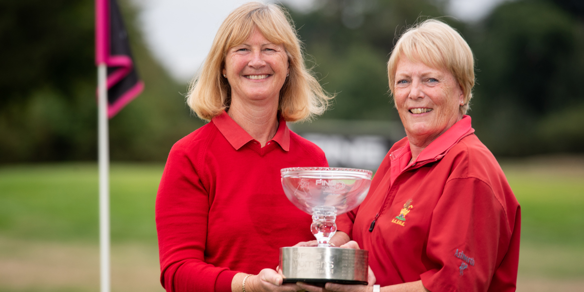 Essex pair are crowned PING women's fourball champions