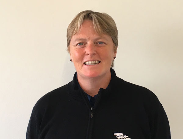 Women and Girls' Golf Week: WPGA Chairman Tracey Loveys is giving lessons at the Ricoh Women's British Open today to encourage new players. Here is her story.