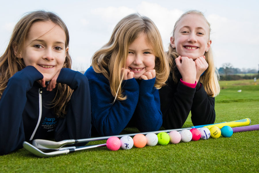 New counties announced for Girls Golf Rocks in 2019