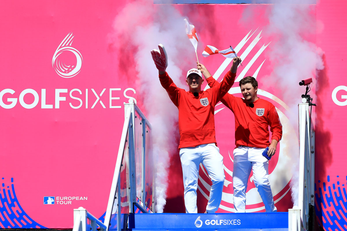 Dream trip awaits England's GolfSixes winners