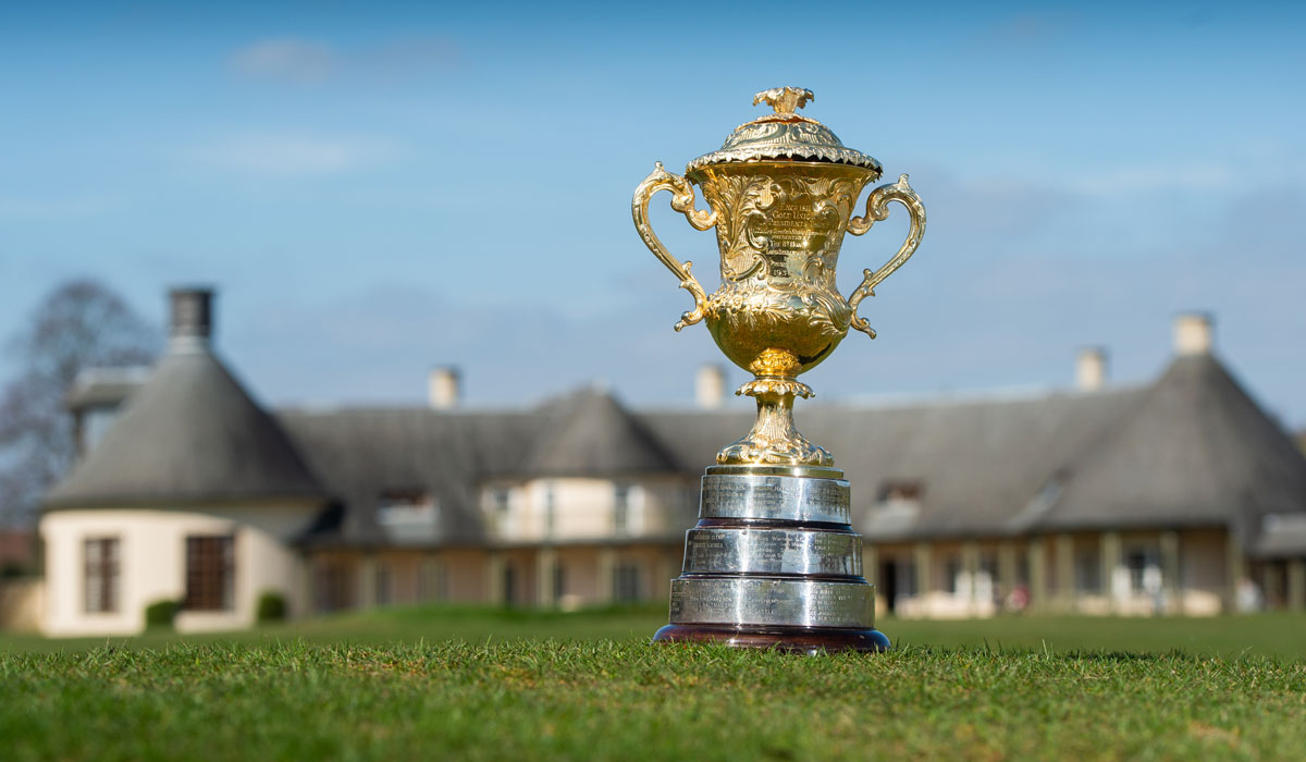 International field targets Brabazon Trophy