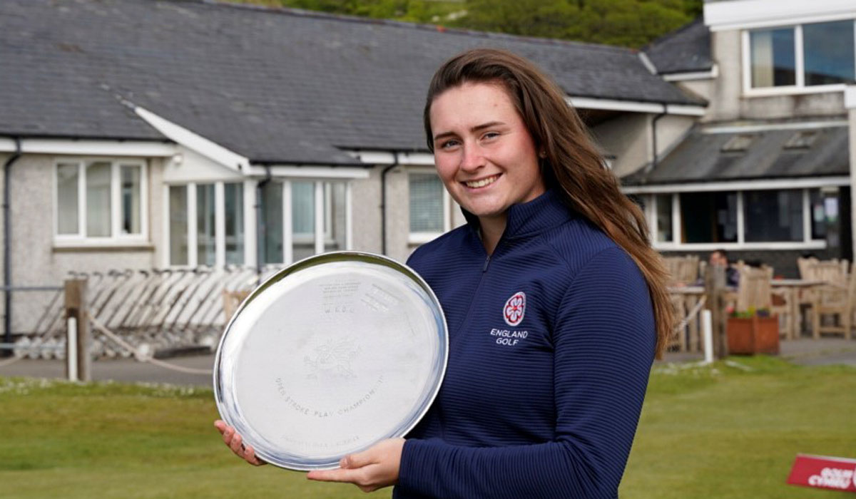 Lily May wins Wales title by four