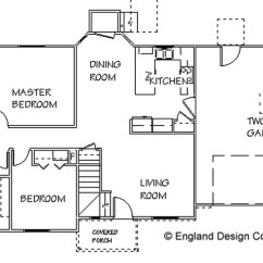 Simple House Diagram Wiring Ceiling Lights Tbib Ideas Share One Chamber Bat Plans