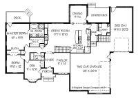 House Plans, Bluprints, Home Plans, Garage Plans and ...