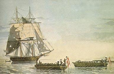 Image result for Kanonbådskrigen