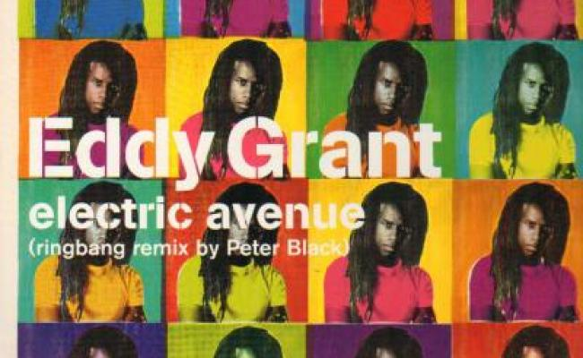 Electric Avenue The First Shopping Area In London With