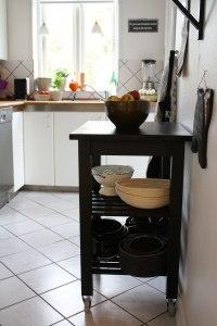 INDRETNING: Et lille DIY projekt i køkkenet