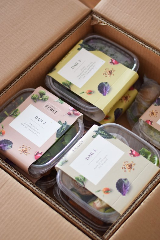 levering fra simple feast
