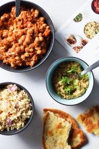 Vegansk og økologisk mad leveret til døren