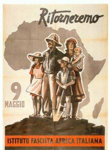 Cartoline Mussolini