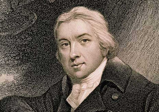 Edward Jenner 10 People Who Did Terrible Things for Good