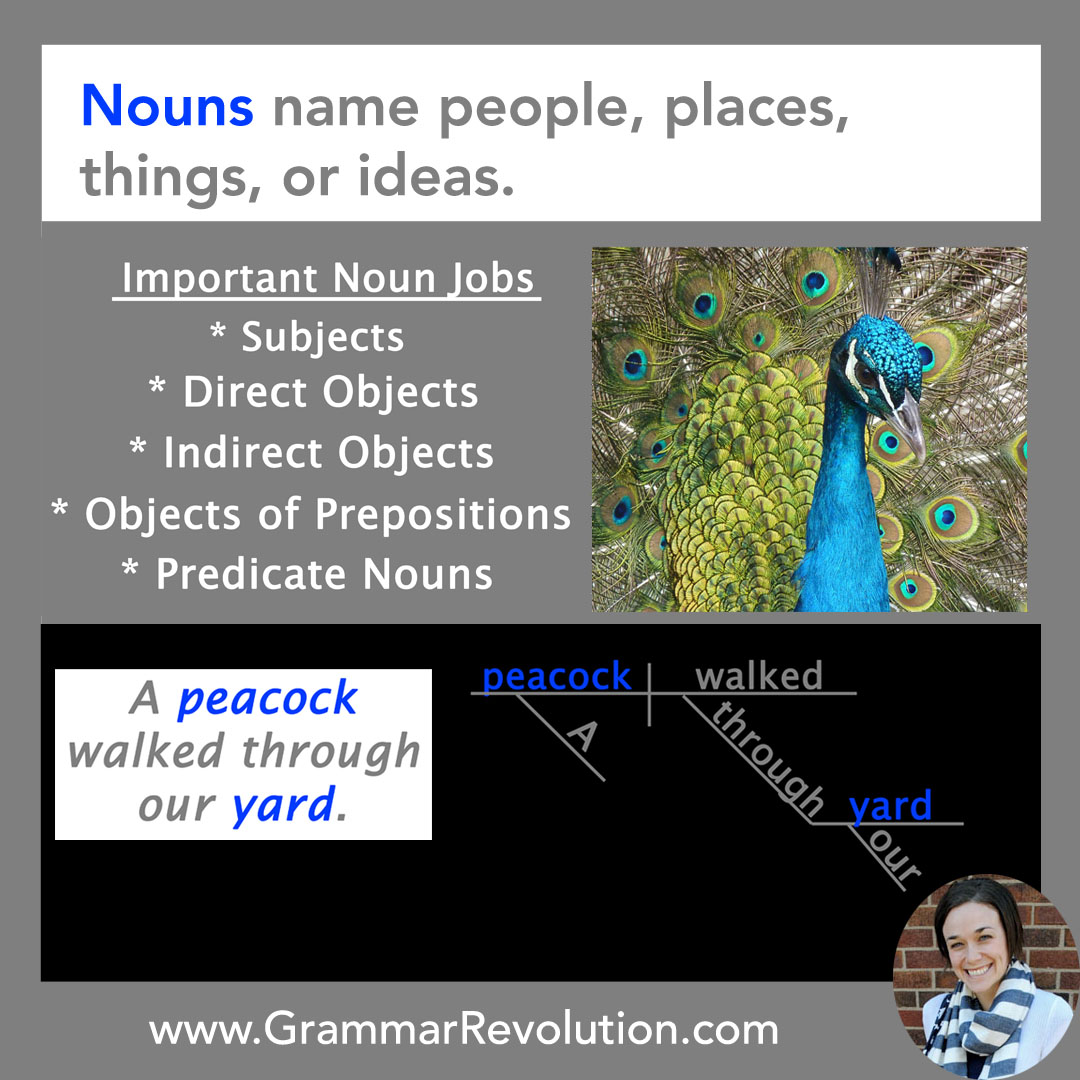 hight resolution of List of Nouns: Examples to Help You