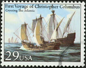 Image result for columbus by joaquin miller