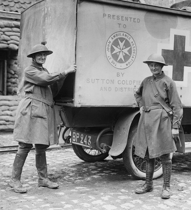 World War One fashion
