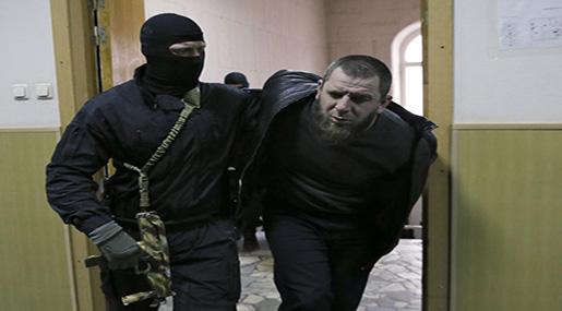 Chechnya Policeman Confesses Involvement in Nemtsov Murder