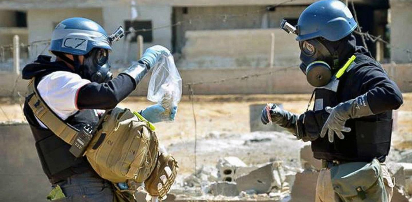 Daesh Attacks Syria Airbase with Mustard Gas