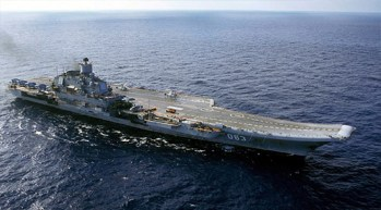 Nave da guerra russa si unisce battaglia della Siria contro il terrorismo
