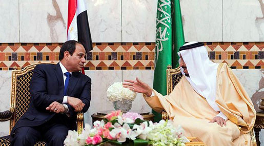 The Faltering Saudi-Egyptian Relationship
