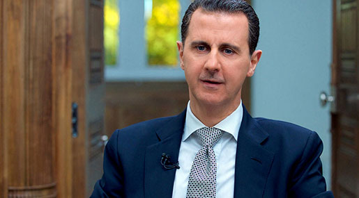Al-Assad: West, US Blocking Idlib's 'Chemical Incident' Investigation