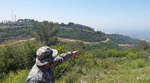 Hezbollah Hosts Journalists on a Border Tour, Uncovers 'Israeli' Flaws
