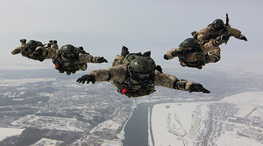 Russian Special Operation Forces [SSO]