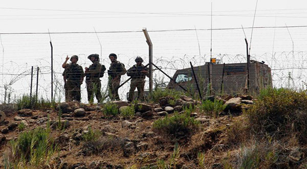 'Israel' to Upgrade Fence on Part of Lebanese Border