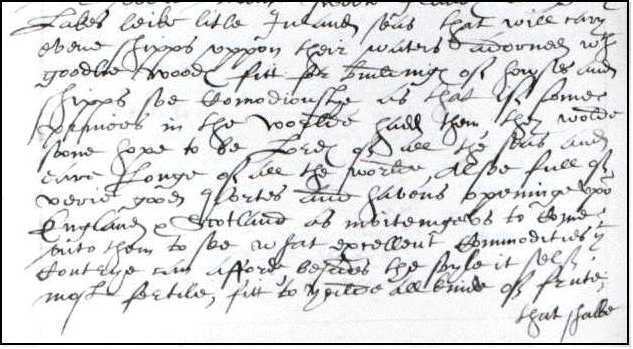English Handwriting 1500-1700: An Online Course