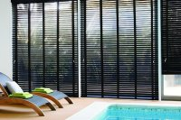 Door Blinds for the Patio & French Windows - English Blinds