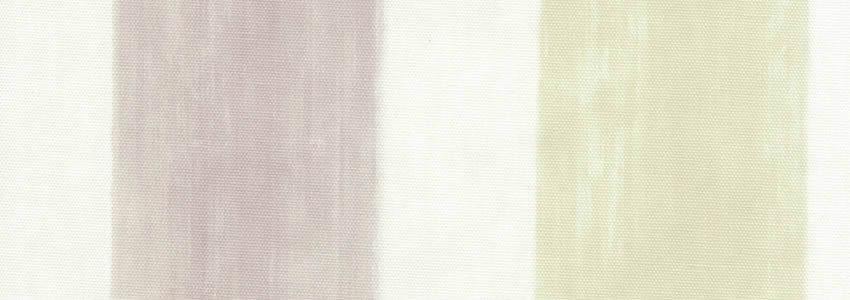 Luxury White Beige Pastel Aubergine  Grey Striped Curtains