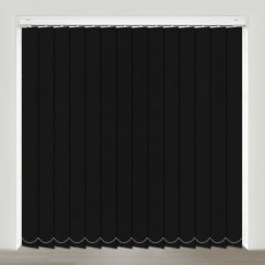 Grey Orange Living Room Small Occasional Tables Multi Lux Black Vertical Blinds, Made To Measure - English ...