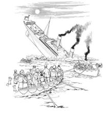 Titanic Dogs