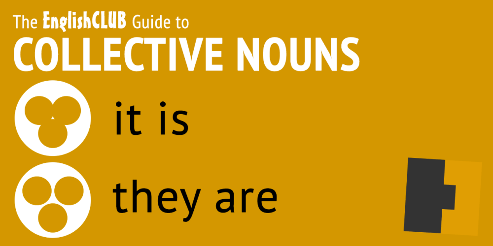medium resolution of Collective Nouns   Grammar   EnglishClub